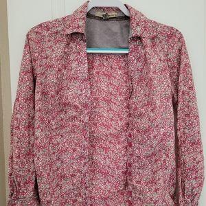 American Rag floral design shirt size xs
